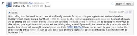 voicemail transcribed google voice pcmag com
