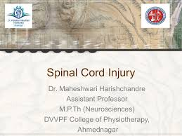 Sci Ppt Spinal Cord Injury