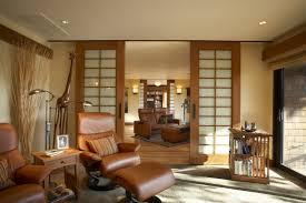Sliding Doors Living Room