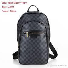 louis vuitton x supreme backpack men leather travel bags michael 8 kor shoulder bags messenger bags