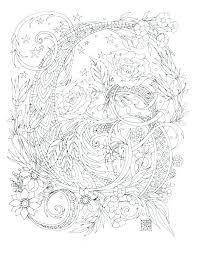Complex Mandala Coloring Pages Printable Sheets