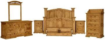 Marvelous Rustic Pine Bedroom Furniture   Solid Wood!