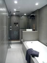 White Bathroom Remodel Ideas Magnificent Modern Bathroom Design Grey And White Modern Bathroom Ideas