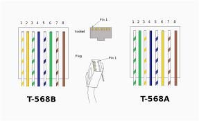 eia 568b wiring diagram on download wirning diagrams inside 568b eia tia 568a vs 568b at Tia Eia 568a Wiring Diagram