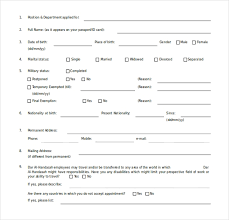 Microsoft Word Application Form Template 16 Microsoft Word 2010 Application Templates Free Download