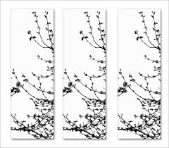 Free Bookmark Templates 12 Best Coloring Bookmark Templates For Kids Free Premium Templates