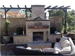 large outdoor fireplace backyarddiy backyard ideas wonderful diy outdoor fireplace plans the yard fabulous inspirational