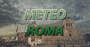 METEO ROMA – BEL TEMPO sulla capitale, ma domani aumenta il rischio  PIOGGIA; ecco le previsioni