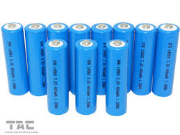 3 2 V Solar Light Batteries Aa 3 2v Lifepo4 Battery 14500 For Solar Light Solar Lawn