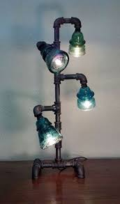 Creative Diy Industrial Pipe Lamp Design Ideas 23 Pipe Lamp In