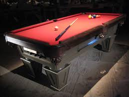 How To Build A Pool Table Hgtv