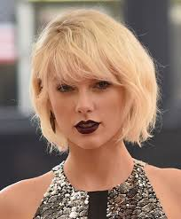 Taylor Swift New Hair Style 18 celebrity hairstyles with bangs how to style hair with bangs 5743 by stevesalt.us