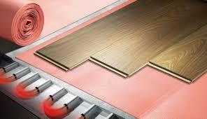 ... Footstep Sound Insulation For Laminate Parquet Flooring 16  ...