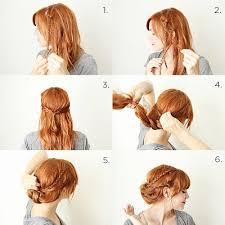 Image Coiffure Facile Cheveux Carre Long Coiffure Cheveux Mi