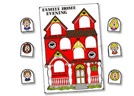 Family Home Evening Chart Ideas Free Evening Clipart Lds Download Free Clip Art On Owips Com