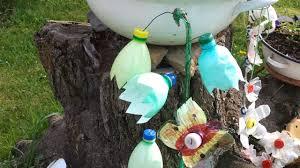 Decoration With Plastic Bottles Making Plastic Bottle Garden Decoration DIY Home Guidecentral 19