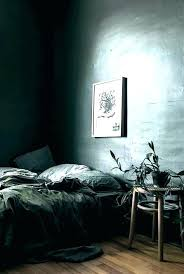 gray wall decor bedroom dark grey walls ideas moody with colors and light