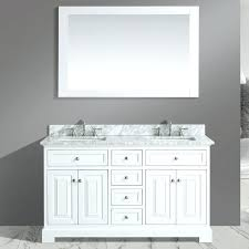 white bathroom cabinets. appealing white double sink bathroom vanity cabinets
