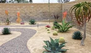 Small Picture Attractive Backyard Desert Landscaping Ideas Beautiful Backyard