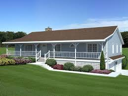 home architecture small ranch house plans with front porch beautiful large porches