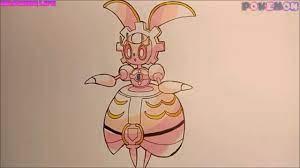 cách vẽ bộ ba Kẻ Bảo Hộ Ao Hồ Pokemon huyền thoại-vẽ ko tẩy xóa - YouTube