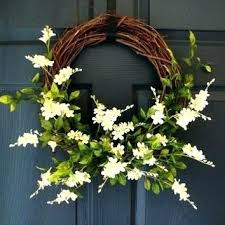 fancy front door wreaths summer wreath for front door gvine wreaths for front door spring summer fancy front door wreaths