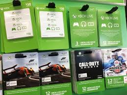 redeem xbox one codes and gift cards