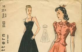 Vintage Patterns Wiki Inspiration Browse A Collection Of Over 4848 Vintage Sewing Patterns Open