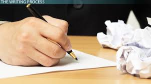 draft essay writing the rough draft of an essay video lesson transcript