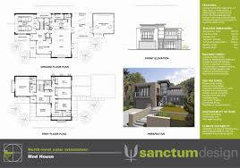 fresh images double story house plan south africa