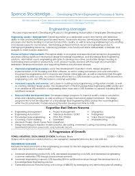 Lead Mechanical Engineer Sample Resume Interesting Lead Mechanical