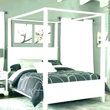 Curtains For Canopy Bed Frame Canopy Bed Curtains Canopy Curtains ...