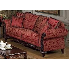 Serta Living Room Furniture Chelsea Home Serta Tia Sofa Momuntum Magenta Walmartcom