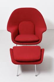 Womb Chair with ottoman - Eero Saarinen | modestfurniture.com