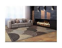 orian rugs wild weave oystershell rectangular seal black area rug