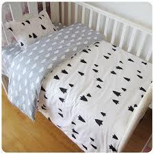 baby bedding 3pc set cotton baby quilt soft