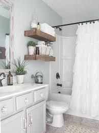 Image Bathroom Vanity 100 Captivating Small Farmhouse Bathrooms And Easy Tips Decor Pinterest 100 Captivating Small Farmhouse Bathrooms And Easy Tips Decor
