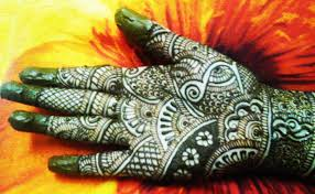 Beautiful Indian Mehndi Design For Front Hand 2015 Video Tutorial