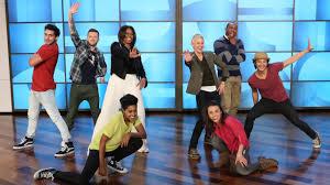Ellen and Michelle Obama Break It Down - YouTube