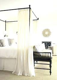 Sheer Curtains For Canopy Bed Beds Sheer Curtains Canopy Bed ...