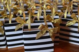 black and white stripe party favor bag with by sandyscandybags Wedding Favor Ideas Black And White black and white stripe party favor bag with by sandyscandybags events pinterest favor bags, favors and occasion bags wedding favor ideas black and white
