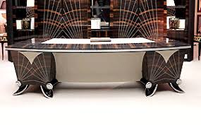 art deco office. fine deco buy art deco stylised macassar ebony and mirror sideboards with office