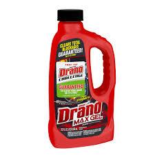 Drano Bathroom Sink Drano Max Gel Clog Remover 32 Ounces Walmartcom