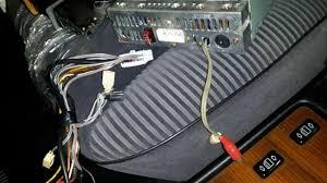 ingrid my se ese edition mercedes benz forum ingrid my 1990 300se ese edition technics unit harness