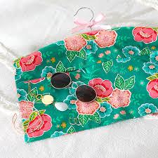 hanger safe with pocket pattern
