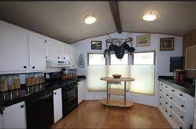 40 Great Mobile Home Kitchen Makeovers Mobile Home Living Best Modern Bedroom Paint Model Remodelling