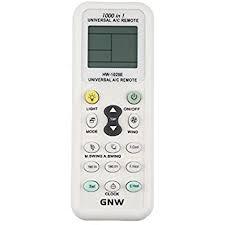 Amazon.com: AnyCommand Universal AC Remote Control ACR-01: Home ...