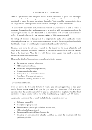 6 What Does A Resume Look Like Budget Template Letter How 2011 1349