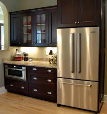 touching up a stained cabinet is relatively easy thanks to the wide variety of touch up markers available painted cabinets can