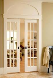best interior sliding doors ideas home sweet french and pocket with glass panels pocket doors with glass